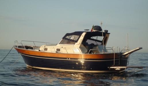 barca gozzo legno